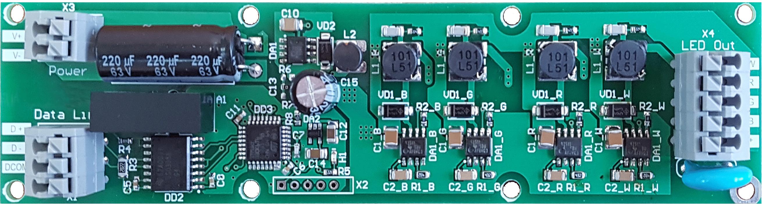 i-Lumen DMX-RDM-ISO